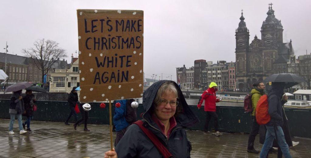 Let's make christmas white again